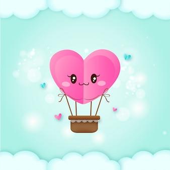 Liebe ballon