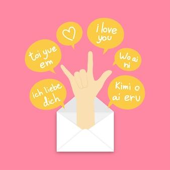 Liebe e-mail