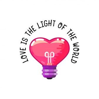 Liebe ist das licht der welt