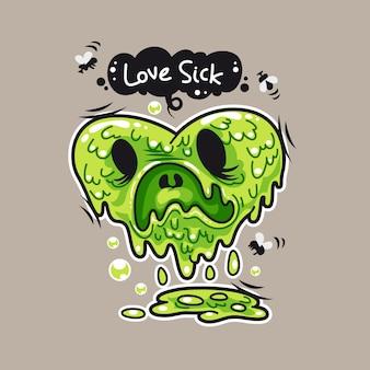 Liebe kranke