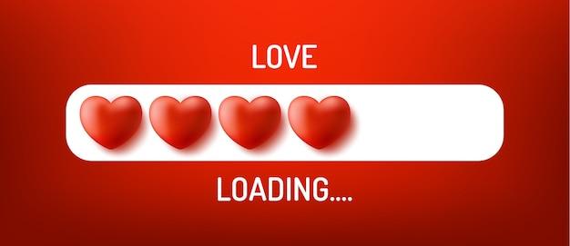 Liebe ladestange