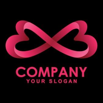 Liebe unendlichkeit logo