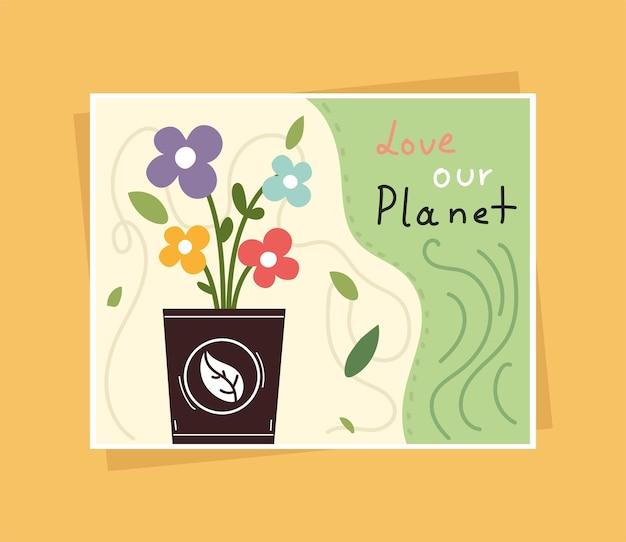 Liebe unsere planetenkarte