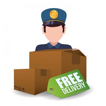 Lieferung frei haus