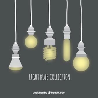 Light bulb-sammlung