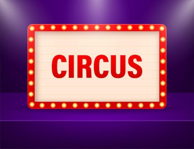 Lightbox-zirkus