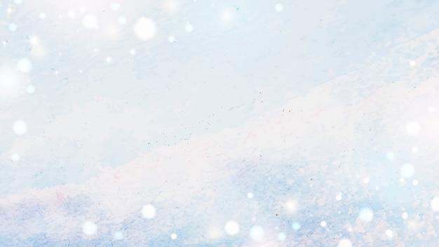 Lila aquarellgradient mit hellem hintergrund des bokeh