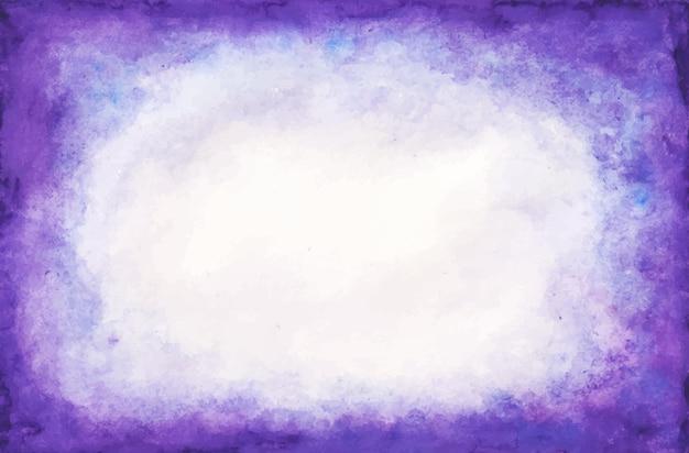 Lila aquarellhintergrund
