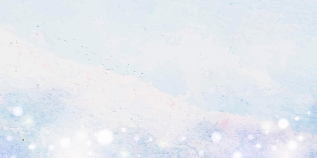 Lila aquarellverlauf mit bokeh-lichthintergrundvektor