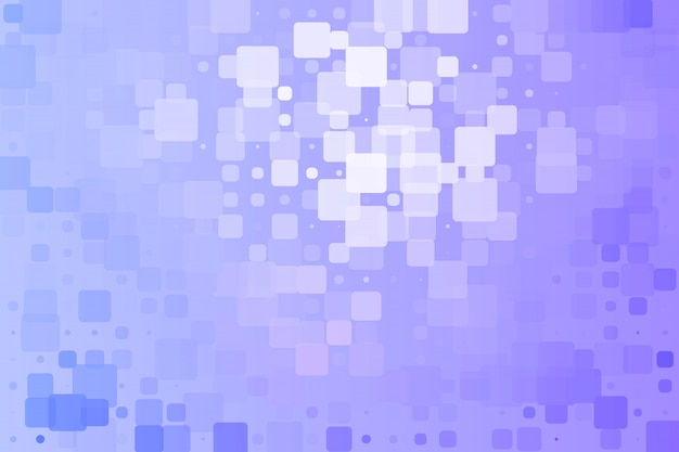 Lila blaues weiß, das verschiedenen fliesenhintergrund glüht