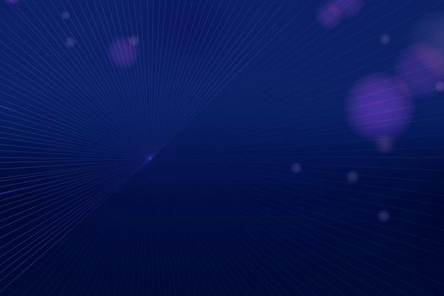 Lila bokeh-vektor digitaler geschäftshintergrund