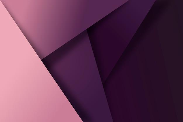 Lila geometrischer hintergrund