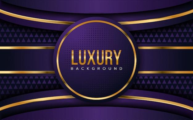 Lila luxushintergrund mit deckschicht