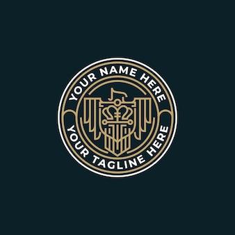 Lineare heraldik-symbole