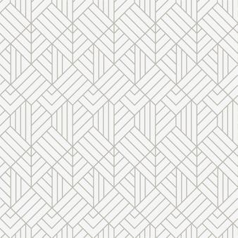 Lineares flaches abstraktes linienmuster Kostenlosen Vektoren