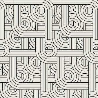 Linie kunst patternchocolate kremeisschablone