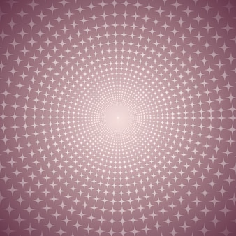 Linie radial glanz gerade