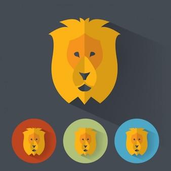 Lion entwirft kollektion