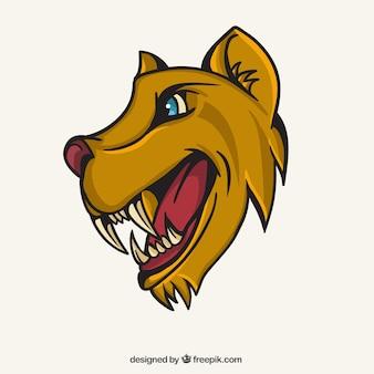 Lion maskottchen