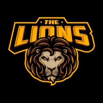 Lion sport-logo