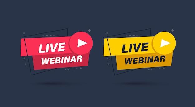 Live-webinar banner online-studie