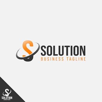 Lösung - buchstabe s logo