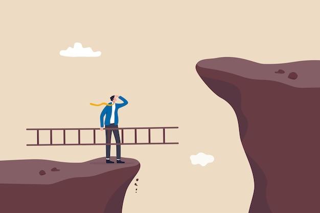 Lösung zur lösung von problemmotivationen zur verbesserung des geschäftswachstums oder zur überwindung von schwierigkeiten