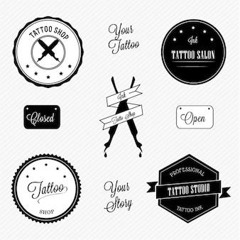 Logo der tätowierung