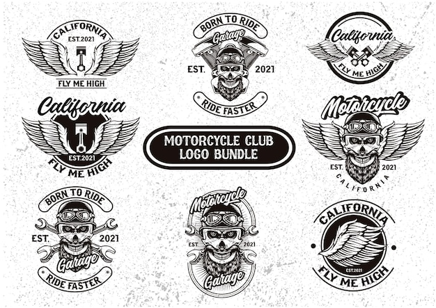 Logo des automobil- und motorradclubs