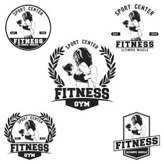 Logo des fitnessclubs