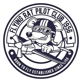 Logo des pilotclubs