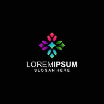 Logo designs farbe voll