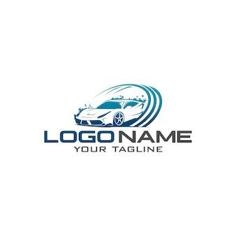 Logo für autowäsche