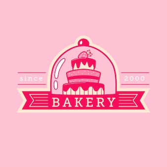 Logo für bäckerei