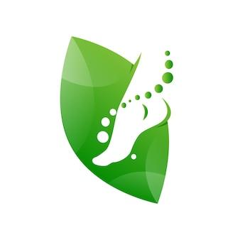 Logo für fußbad-naturtherapie