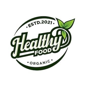 Logo für gesunde ernährung