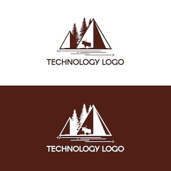 Logo für technologieentwicklung