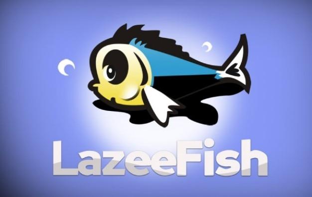 Logo lazeefish