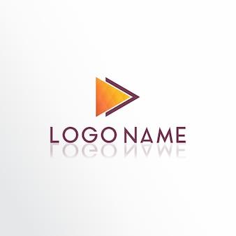 Logo Name Design kreativ