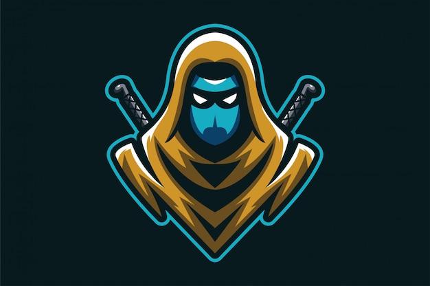 Logo ninja assasin