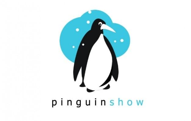 Logo pinguin zeigen