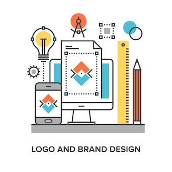 Logo und markendesign