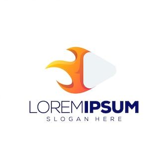 Logo-vorlage abspielen