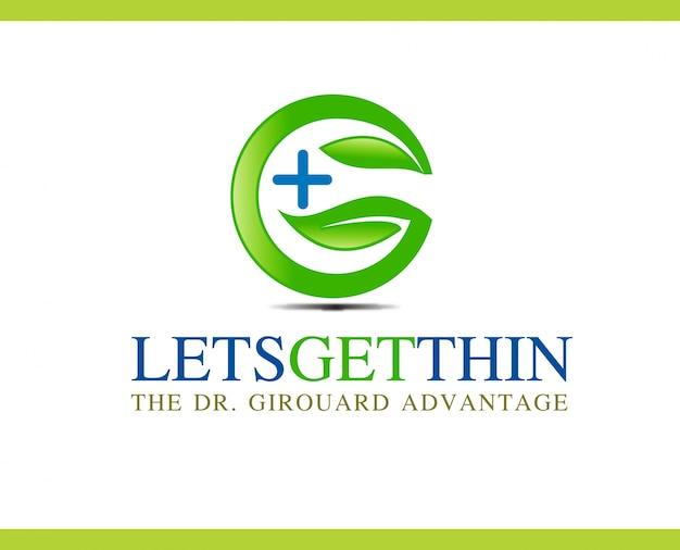 Logo vorlage für lete get thine