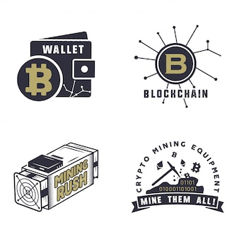 Logos für digitale assets