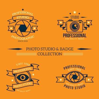 Logos für fotostudios