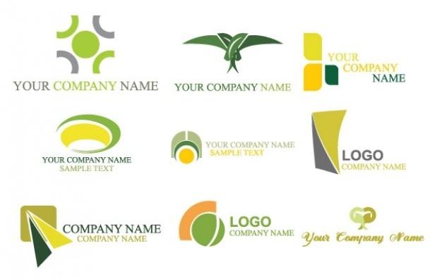 Logos ihren firmennamen