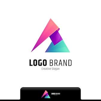 Logovorlage des anfangsbuchstabens a