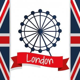 London wahrzeichen design