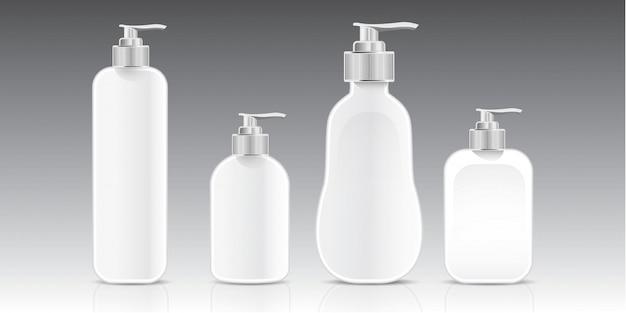 Lotionsflaschen blank